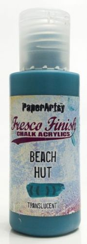 Fresco Finish - Beach Hut